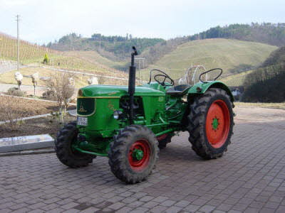 Thomas Vollmer - Deutz D 50.1 SA, Bauj. 1964, 52 PS